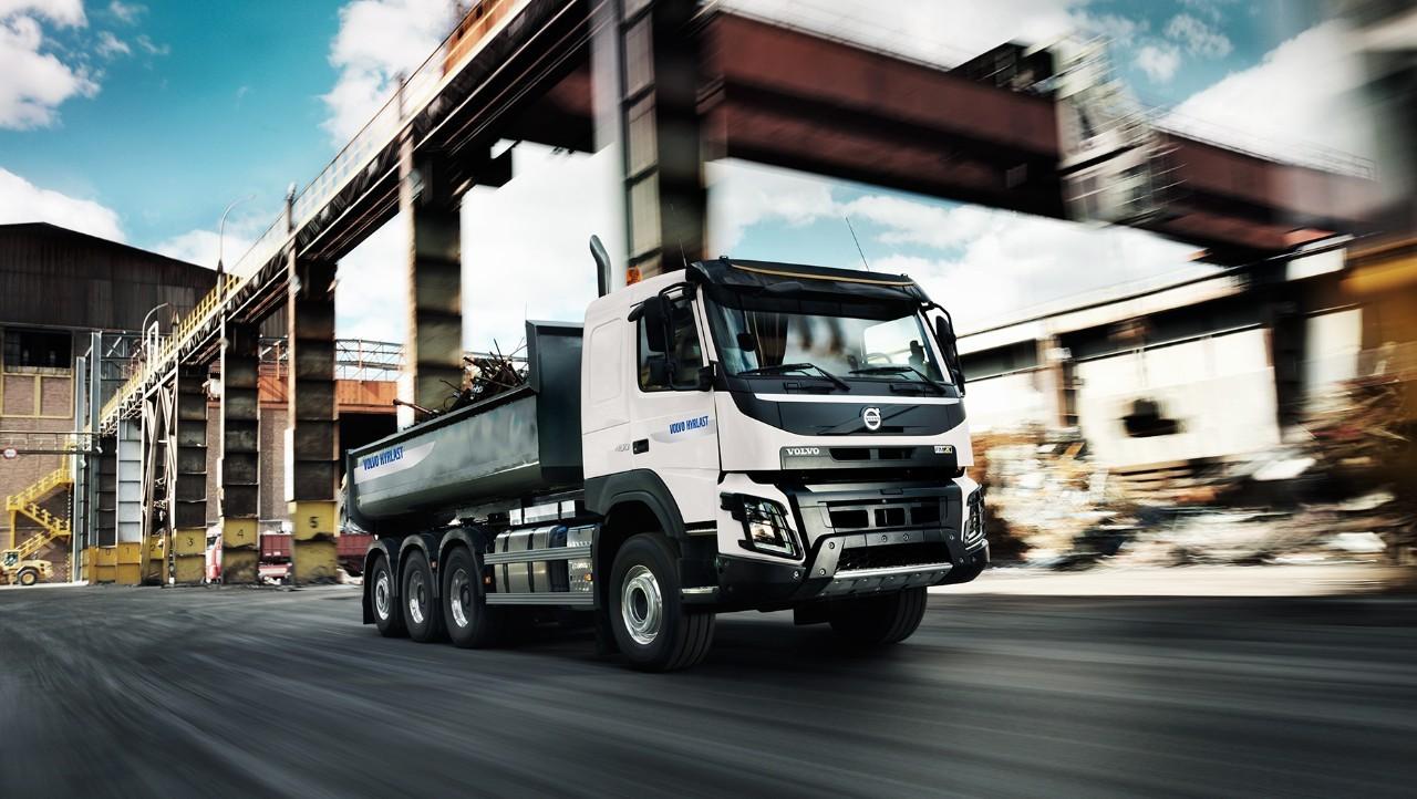 볼보 렌탈 트럭의 품질을 경험해보세요.